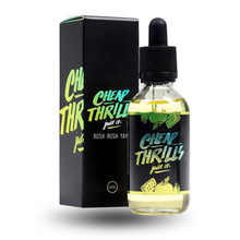 Cheap Thrills Juice Co. - Rush Rush Yayo E-liquid 60ml