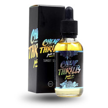 Cheap Thrills Juice Co. - Sunset Strip E-liquid 60ml