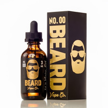 Beard Vape Co - No.00 E-Liquid 60ml