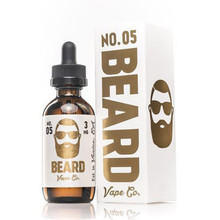 Beard Vape Co - No.05 E-Liquid 60ml