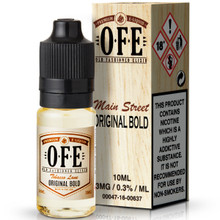 OFE Original Bold eliquid 10ml