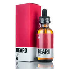 Beard Colours - Red E-Liquid 60ml