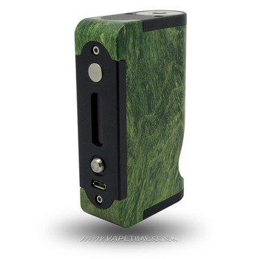 The Key - Wood/Green by E-Phoenix