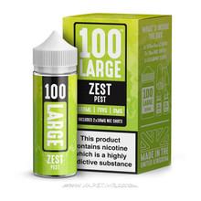 Large Juice - 100 Large - Zest Pest 100ml