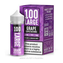 Large Juice - 100 Large - Grape Expectations
