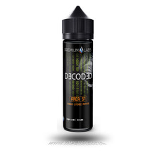 Decoded - Area 51 E-Liquid 50ml