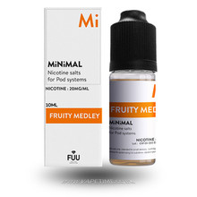Fruity Medely E-Liquid by MiNiMAL