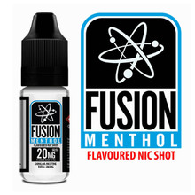 Fusion Menthol Flavoured Nic Shot by Purity