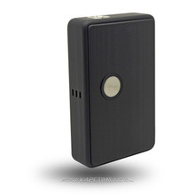 Billet Box Vapor - Rat Black SS Switch