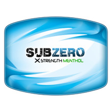 Subzero by Purity strong menthol eliquid