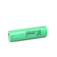 Samsung 25R INR 18650 battery