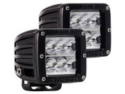 Rigid Industries Dually D2 Wide Beam LED Light - Set of Two