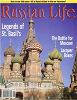 Russian Life: Nov/Dec 2001
