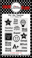 For the Teacher Stamp Set