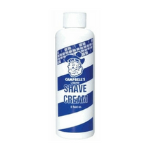 Campbell's Liquid Shave Cream 8oz