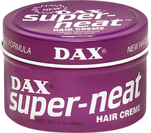 Dax Hair Wax: Super Neat 3.5oz