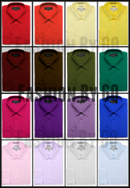 Marquis Dress Shirt - All Colors