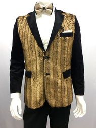 Blu Martini blazer is perfect for any event big or small and is guaranteed to have all eyes on you. Prices are exclusive to online sales.