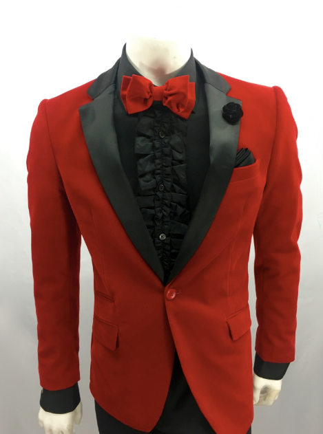 Dress it up or down, this blazer can do it all. From your most important events to casual occasion Blu Martini and GQ got you covered. Prices are exclusive to online sales.