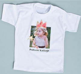 Princess TAP T-Shirt Free Project