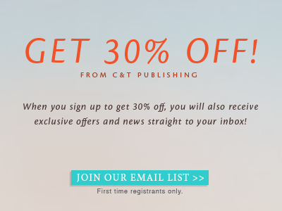 Get 30% Off When You Sign Up