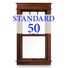 Standard Window Cleaning Package: 50