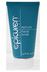 Epicuren Apricot Facial Scrub 2.5 oz.