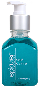 Gelle' Cleanser 4oz.