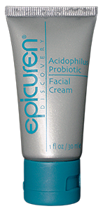 Acidophilus Probiotic Facial Cream 4 oz.