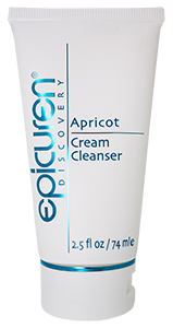 Epicuren Apricot Cream Cleanser 2.5 oz.