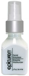 Epicuren Facial Emulsion Enzyme Moisturizer 2 oz.
