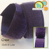 Hook and Loop - Grape