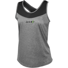 Just Do WIT - Women's Racerback Tank Top