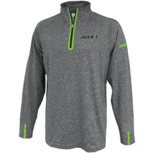 Just Do WIT - Men's Fastrack 1/4 Zip Pullover