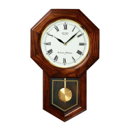 Franklin Pendulum Wall Clock