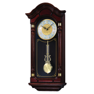 Florian Pendulum Wall Clock