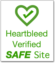 FourCornersUSAonLine is Heartbleed Tested and Verified Safe