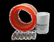 GENERAC SERVICE MAINTENANCE KIT 4.2L GASEOUS ENGINE (G3) (0G596200PM)