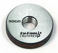 M6 X 0.75 Class 6g Solid-Design Thread Ring NOGO Gage