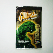Godzilla King of the Monsters Collector Cards