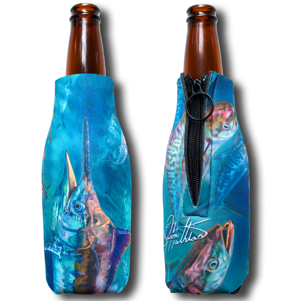 bottle-koozie-black-marlin-jason-mathias-art.png