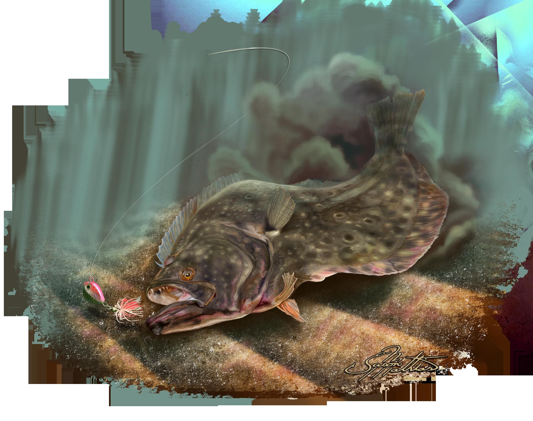 fluke-flounder-art-print-jason-mathias.png