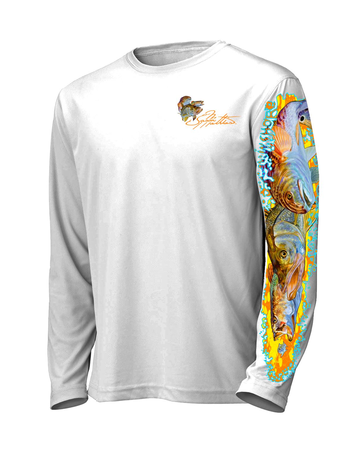 inshore-slam-shirt-white-front-jason-mathias-snook-trout-redfish.png
