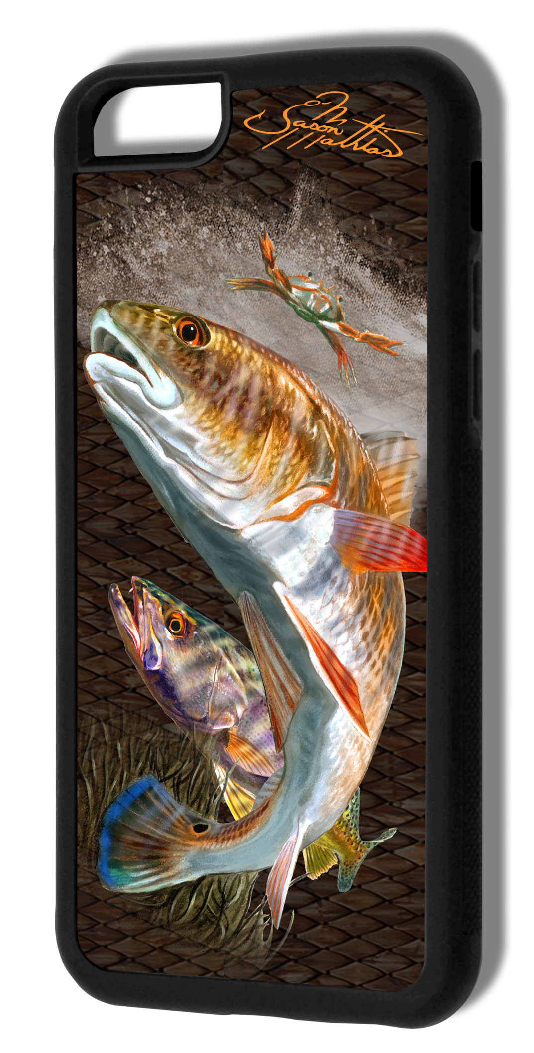 iphone-6-redfish-speckled-sea-trout.png