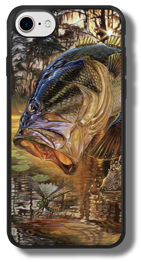 iphone-7-case-jason-mathias-art-largemouth-bass-marline-fish-art.png