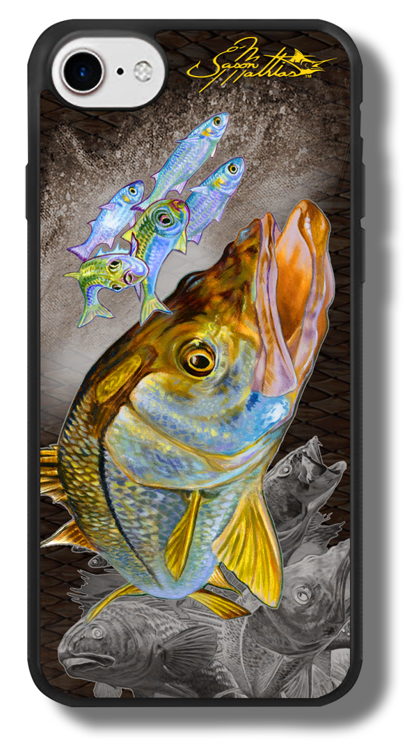 iphone-7-cases-cover-slim-fit-snook-redfish-trout-fishing-gamefish-sportfishing-outdoor-rugged-jason-mathias-art.png