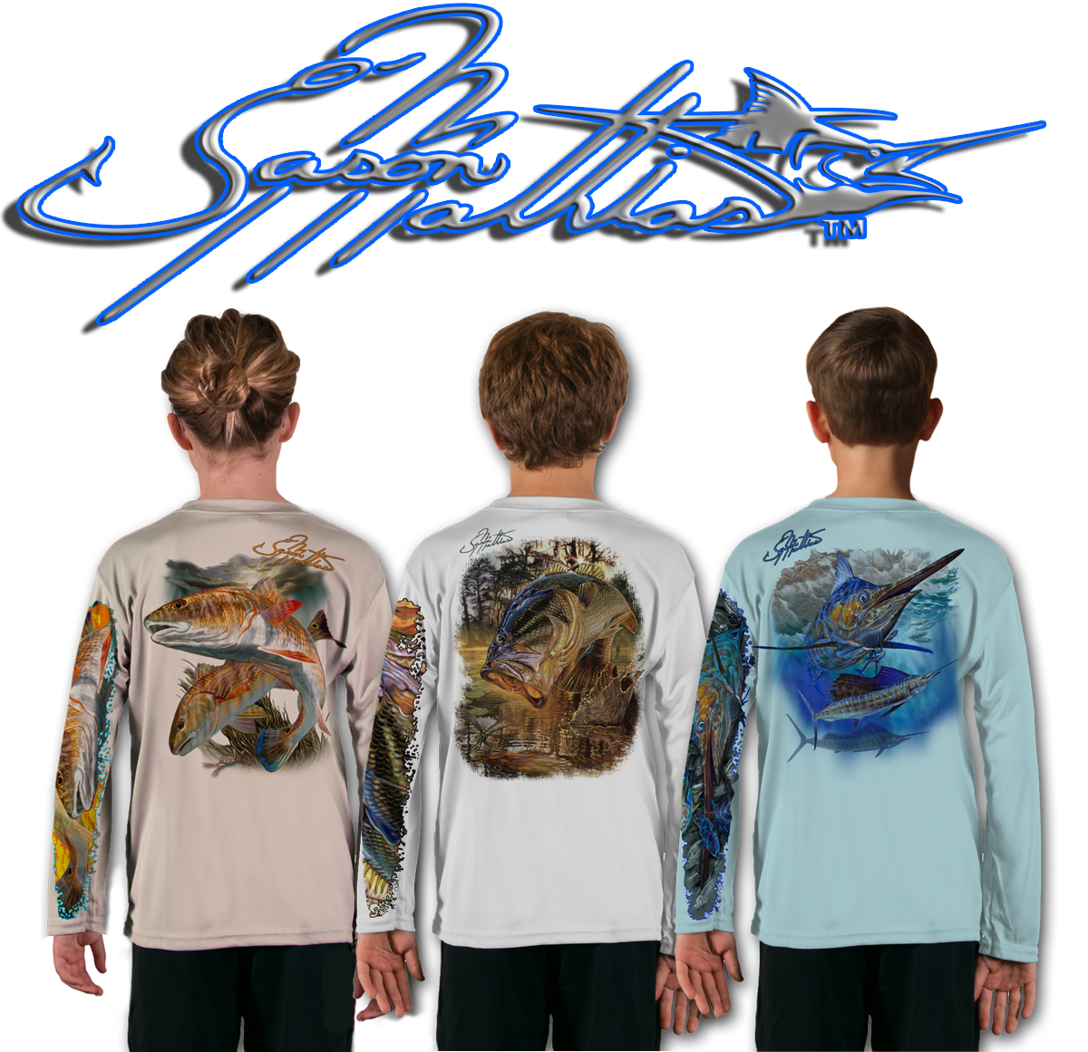 jason-mathias-kids-t-shirts-gear-cool-apparel-boys-girls-fish-art-fishing-gamefish-sportfish-outdoor-performance-solar.png