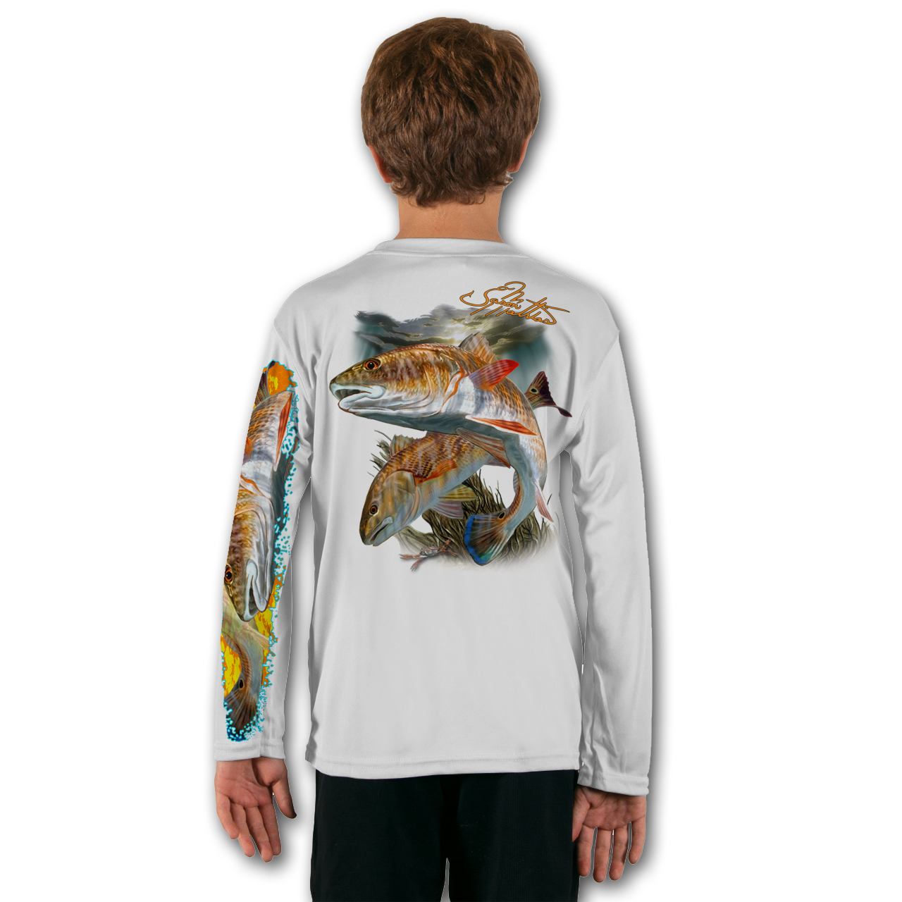 redfish-white-youth-solar-ls-back-performance-shirt.png
