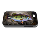 """iPhone 5 & 5s"" fine art phone case"" by artist Jason Mathias: Carry around this unique piece of personalized art of a big Large Mouth Bass while protecting your phone all at the same time!"