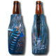 "Jason Mathias Fine Art Bottle Koozies & Coolie Cups: Featuring ""Striped Marlin"" a lit up Striped Marlin corralling a massive baitball of sardines!  Sport your very own Jason Mathias Striped Marlin Coolie Cup when fishing, on a sunset cruises, at a barbeque or just hanging out at the sandbar. These awesome bottle suits are sure to keep your beverage ice cold in style!"